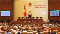 Kỳ họp thứ 8, Quốc hội khóa XIV: Thông qua Nghị quyết về kế hoạch phát triển kinh tế - xã hội năm 2020