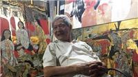 Hành trình của những họa sĩ 'triệu đô' (kỳ 4): Nguyễn Lâm - bậc thầy về sơn mài