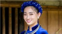 Hoa hậu Lương Thùy Linh hóa thiếu nữ dân tộc Tày trong clip gửi tới Miss World