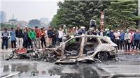 Vụ tai nạn giao thông tại Cầu Giấy, Hà Nội: Xác định danh tính nữ tài xế
