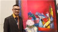 Hoạ sĩ Đào Hải Phong: Không 'bán' tranh mà 'bán' một phong cách nghệ thuật