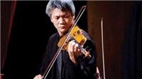 Nghệ sỹ violin danh tiếng Phạm Vinh về nước trình diễn đêm nhạc Tchaikovsky