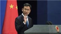 Trung Quốc lên án Mỹ ký ban hành luật liên quan Hong Kong