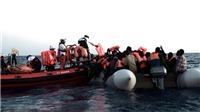 20 người thiệt mạng, mất tích khi nhập cư bất hợp pháp vào châu Âu