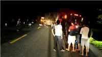 Tai nạn giao thông nghiêm trọng tại Quảng Trị, hai người tử vong
