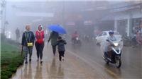 Nhiệt độ tại Lào Cai giảm sâu, Sa Pa và Bắc Hà chuyển rét hại