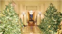 VIDEO: Nhà Trắng trang hoàng đón giáng sinh