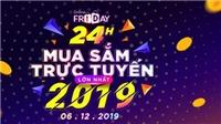 Phát động Online Friday 2019 và khai trương gian hàng quốc gia trên sàn thương mại điện tử