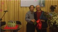 Nhà thơ - NSND Lê Huy Quang: 'Cảm ơn Hà Nội đã tạo nên tôi'