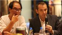 Cựu đại sứ Pháp Jean Noel Poirier: Ấp ủ làm phim chiếu rạp về Hà Nội