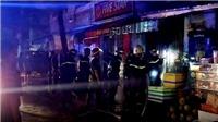 Thành phố Hồ Chí Minh: Cháy nhà trong đêm làm 3 người thiệt mạng