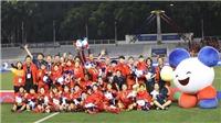 Phó Chủ tịch nước Đặng Thị Ngọc Thịnh gửi Thư chúc mừng Đoàn Thể thao Việt Nam và ĐT Bóng đá nữ