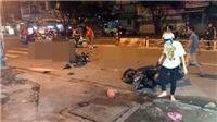 Tai nạn khi dùng xe ủi đi mừng chiến thắng của đội tuyển U22 Việt Nam, 1 người chết, 3 người bị thương
