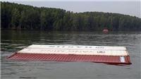 Ba thợ lặn mất tích khi trục vớt tàu chìm trên sông Lòng Tàu