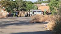 Bình Phước: Điều tra vụ người đàn ông bị thiêu cháy, tử vong giữa đường