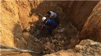 Vụ chôn lấp trái phép chất thải tại huyện Sóc Sơn: Xác định danh tính đối tượng liên quan