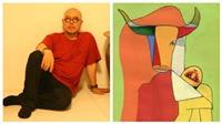 Những họa sĩ 'triệu đô' (kỳ cuối): Họa sĩ Thành Chương - Người đi tìm sự khác biệt