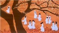 Triển lãm 'Chuyện áo dài' tại Hà Nội
