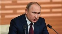 Tổng thống Nga V. Putin nhấn mạnh tầm quan trọng của trí tuệ nhân tạo trong hoạt động bảo vệ lãnh thổ