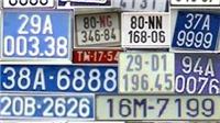 Cục CSGT chỉ đạo tăng cường xử lý ô tô sử dụng biển số giả và thiết bị 'thay đổi' biển số