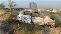 Tập trung truy xét nghi can giết người phụ nữ Hàn Quốc, đốt xe