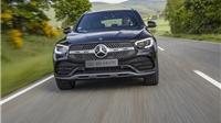 Mercedes GLC 300 bản 2020 nhiều nâng cấp, tăng giá 270 triệu đồng
