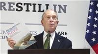 Bầu cử Mỹ 2020: Tỷ phú M.Bloomberg chi 'khủng' cho quảng cáo