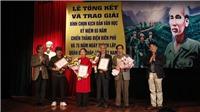 Trao 16 giải thưởng các kịch bản văn học xuất sắc về Chiến thắng Điện Biên Phủ, Quân đội Nhân dân
