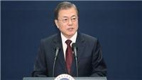 Tổng thống Hàn Quốc kêu gọi thúc đẩy đàm phán hạt nhân với Triều Tiên