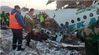 Vụ rơi máy bay tại Kazakhstan: Ít nhất 9 người thiệt mạng