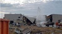 Nổ tại một nhà máy hàng không Mỹ, ít nhất 15 người bị thương