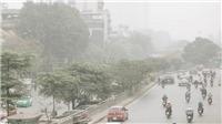 Không khí Hà Nội vẫn chưa được cải thiện