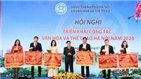Năm 2020, Hà Nội sẽ có nhiều sự kiện văn hóa quan trọng