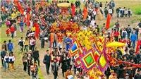 Rước kiệu liên vùng sẽ là điểm nhấn ở lễ hội Tản Viên Sơn Thánh