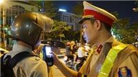VIDEO: Tiếp tục xử phạt vi phạm nồng độ cồn khi tham gia giao thông
