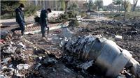 Máy bay chở khách của Ukraine rơi tại Iran: Cổ phiếu Boeing sụt giảm