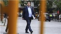 Nghị viện châu Âu hủy tư cách một nghị sĩ vùng Catalonia