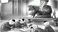 Những phong tục trong ngày Tết cổ truyền: 'Mùng ba Tết thầy'