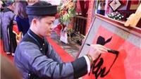 Hội chữ Xuân Canh Tý 2020 tôn vinh truyền thống hiếu học tới người Hà Nội
