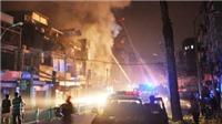 Khẩn trương điều tra nguyên nhân vụ cháy làm 5 người chết tại TP.HCM