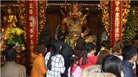Người dân nô nức về hội Phật Tích (Bắc Ninh) lễ phật đầu năm