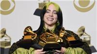 Billie Eilish 'càn quét' giải Grammy 2020: Một Nirvana của thế hệ mới