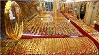 Đầu tuần, giá vàng tăng mạnh