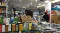 Công an vào cuộc vụ chợ thuốc Hapulico đồng loạt treo biển 'không bán khẩu trang'