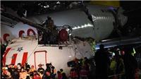 Máy bay trượt khỏi đường băng tại Thổ Nhĩ Kỳ:  182 nạn nhân, 3 người thiệt mạng