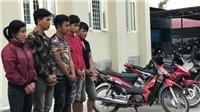 Tây Ninh: Triệt phá đường dây chuyên trộm xe mô tô liên tỉnh