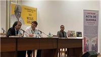 Tiểu thuyết 'Biên bản chiến tranh 1-2-3-4.75' được chào đón ở Cuba