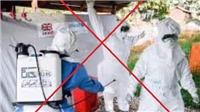 Phạt 12,5 triệu đồng nam thanh niên tung tin Hà Nội có thêm 'dịch epola'