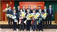 Công bố quyết định của Ban Bí thư về công tác cán bộ của Học viện Chính trị quốc gia Hồ Chí Minh