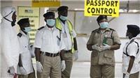 Dịch COVID-19: Nigeria ghi nhận ca nhiễm đầu tiên